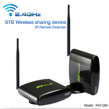 350M Digital AV RCA Audio Video Wireless Transmitter Receiver Sender Support IR Repeater Extended For DVD Satellite Cable TV