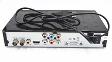 20pcs/lot DVB-T2 HD PVR Digital TV Receiver SET TOP BOX STB with USB & HDMI Interface,DVB-T2 Tuner, Support MPEG4 / H.264