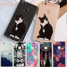 Soft TPU Case For Huawei P8 Lite P9 P10 Plus P7 Nova Y5 Y3 Y6 ii Pro Enjoy 5 Coque For Honor 8 Lite Phone Back Cover Cases Skin
