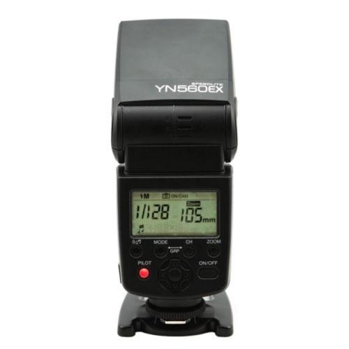 YONGNUO YN560EX Flash Speedlite for Nikon D800 / D700 / D300S, Support TTL<br><br>Aliexpress