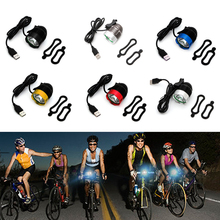 1PC T6 Cycling Front Light USB LED Bicycle Headlight Waterpoof 1200 Lumen Bike Lamp Bicycle Accessories(China)