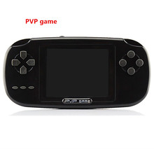 2017 newest Childhood Classic Video TV Game Player built-in 168 Games 3 Inch 8-Bit PVP Portable Handheld Game Console hot sale(China)