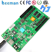 Leeman video HD-C1led controller ---led control card for programmable led advertising signs support images, text and video signs