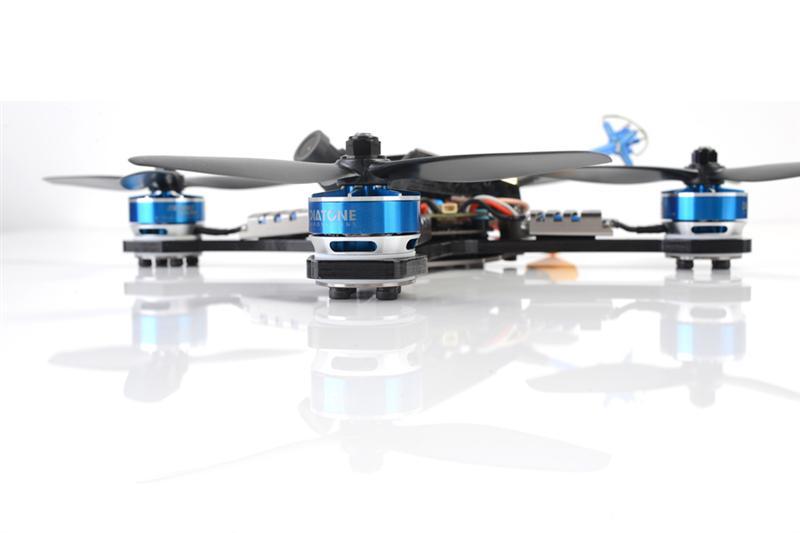 Newest Diatone GT200N Normal FPV Quadcopter Racing Drone F3 OSD SP2 V2 48CH VTX Dshot600 HS1177 600TVL Cam 2450KV Brushless PNP