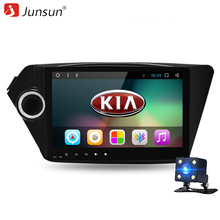 Junsun K2 Android 6.0 Car Radio 2 din Car DVD with Navigator for Kia Radio Cassette Recorder Allwinner T3 Quad-core Multimedia(China)