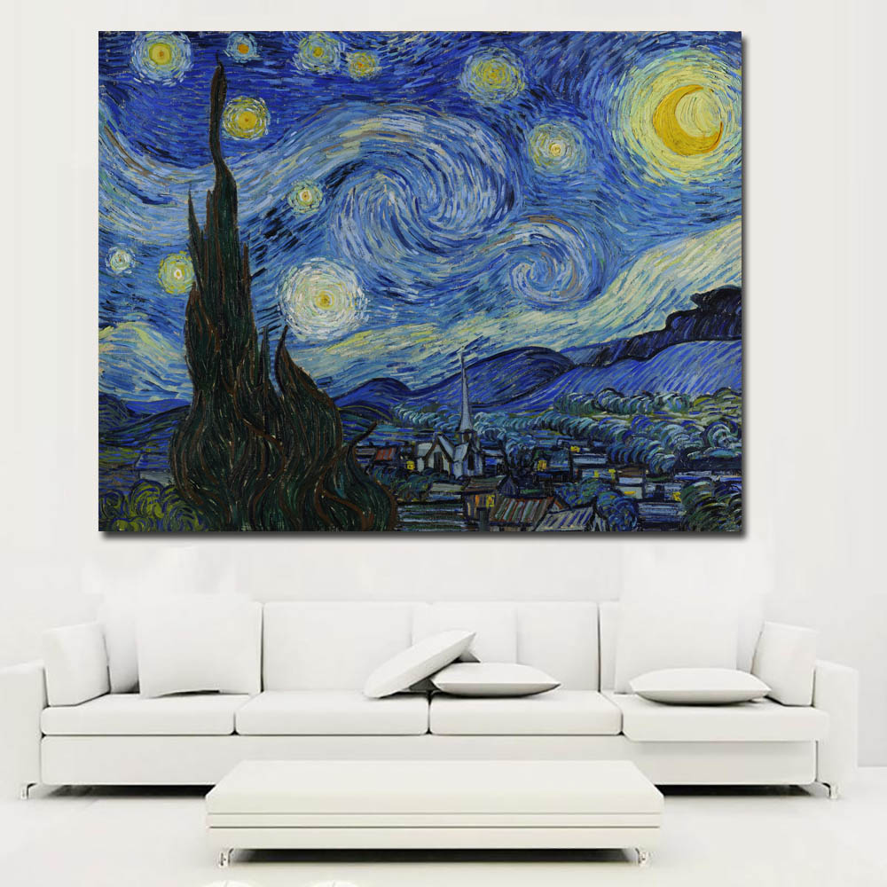The-Starry-Night-by-Vincent-van-Gogh-