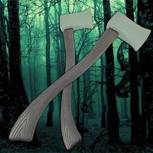 1pc Halloween Props Plastic Axe School Performances Dance Party To Play A Toy Weapon Axe Cosplay prop s2