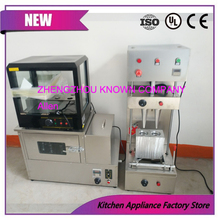 110v/220v 2 Pizza Cone machie and Rotary Oven and pizza cone display Free Shipping(China)