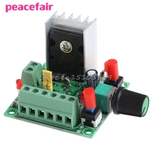 Stepper Motor Driver Speed Board Controller Pulse Signal Generator Module Drop shipping -Y121 Best Quality
