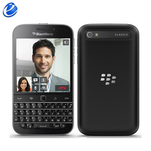 Original Unlocked Blackberry Q20 Classic 3.5 Inch 16GB ROM 2GB RAM 4G LTE 8MP Dual Core Bluetooth WIFI Smartphone