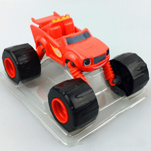 2017 Blaze Machines Toy Vehicles Cool Russia blaze miracle cars Kid Toys Car Transformation Toys News Hot Wheels