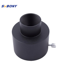 "SVBONY Eyepiece Adapter Metal 0.965"" to 1.25"" Astronomy Monocular Telescope Eyepiece Adapter 24.5mm to 31.7mm Adapter W2150(China)"