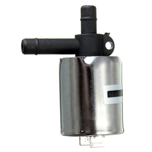 DC 12V Metal Shell Small Solenoid Valve for Gas Water Air N/C Normally Closed Tools