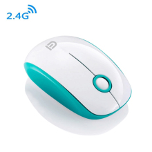 Mini 3d 2.4g USB Optical Wireless Mouse with Smooth scroll wheel Ergonomic gaming mice for PC MAC OS apple Laptop computer mouse