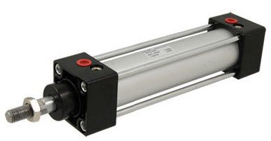 Free Shipping 32mm Bore 200mm Stroke SC32-200 Pneumatic Air Standard Cylinder 5pcs In Lot<br>
