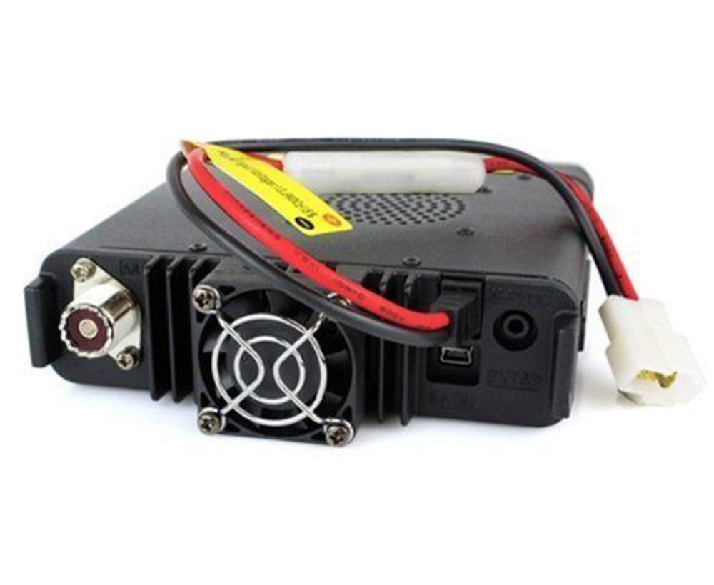 General TYT Pro 50W 809CH Quad Band Dual Display Scrambler VHF UHF Transceiver Car Truck Ham Radio (9)