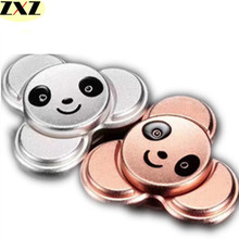 Buy 2017New Panda metal spinners EDC fidget spinner zinc alloy gyro EDC hand spinner autism ADHD Focus Stress Fingertip gyro for $8.37 in AliExpress store
