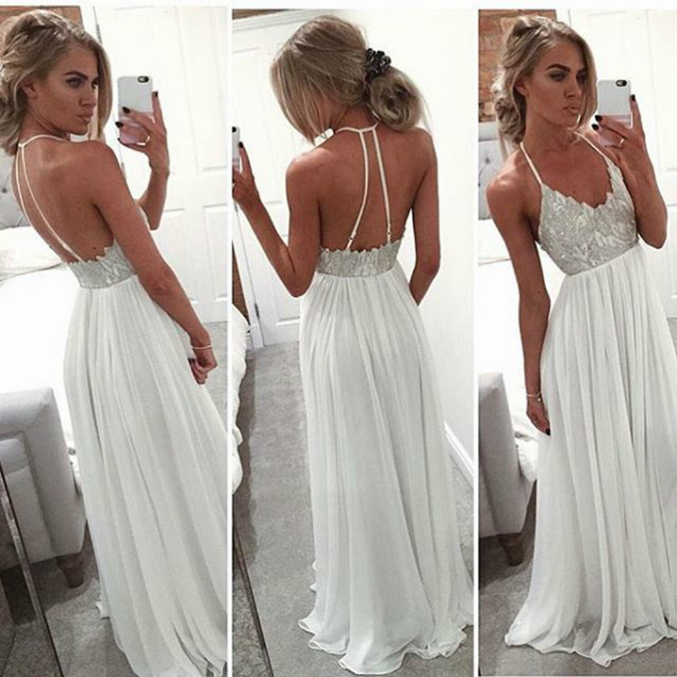 Prom-Dresses-2017-Long-Chiffon-Boho-Halter-Sexy-Back-Formal-Evening-Gown-Graduation-Party-Dress