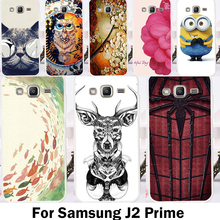 Hard Plastic Soft TPU Mobile Phone Cases For Samsung Galaxy J2 Prime Grand Prime 2016 SM-G532F Grand Prime+ Cover Skin Housings