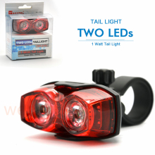 Bright Mountain Bike Bicycle Lights 2 LED 3 Mode Cycling Back Tail Light Safety Flashing Rear Lights Warning Headlights