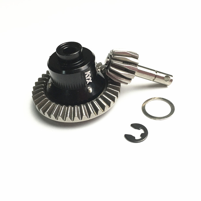 Rc Car Axle box bevel gear 38T/11T For Axial SCX10 90020 90035<br>