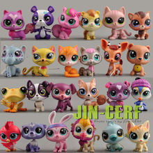 2.5 inch LPS Toy bag  Little Pet Shop Toy Littlest Animal Cat Dog patrulla canina Action Figures Kids toys Gift