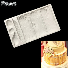 Classic European Style Chocolate Cake Candy Mold Cookies Silicone Molds Best Quality-Design Decorating Baking Tools Aouke(China)