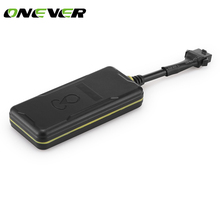 Onever Auto GPS GSM GPRS Realtime Tracker Tracking Device System Support Geo-fence Overspeed Vibration Alarm for Vehicle Car(China)