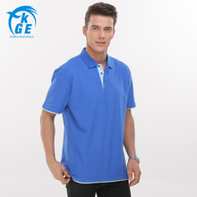[Can Custom LOGO] Brand Summer Men Polo Shirts Short Sleeve Neck Button Turn-down Collar Solid Menswear Casual Fitness Poloshirt