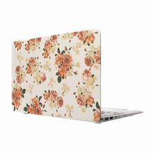 Case Macbook Pro 15 Inch 3D Floral Hard Laptop Cover Macbook Pro 15 Retina Case Protective Mac Book Pro 15.4'' Cases