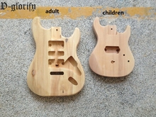ST children guitar body ST electric guitar body
