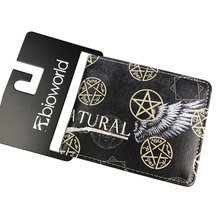New 2017 Movie Supernatural Purse Hot Anime Twenty One Pilots Wallets Casual Leather carteira Bags Birthday Gift Short Wallet
