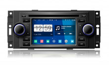 S160 Android 4.4.4 CAR DVD player FOR JEEP Grand Cherokee/Compass/Patriot car audio stereo Multimedia GPS Head unit(China)