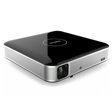 Coolux S3 Portable DLP Android Projector 1200 ANSI Lumens 1920x1080 1080p 300inch support 3D 4K WIFI Bulethooth HiFi Speaker