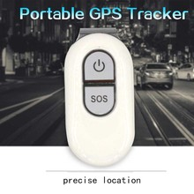 Mini Waterproof GPS Tracker LK106 Locator With Google map For child Pets Dogs Vehicle Personal gps gsm SOS alarm gprs tracker(China)