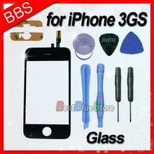 Wholesale Mix Style 3G/3GS Glass Digitizer For iPhone 3G / 3GS Touch Screen