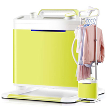 2L water tank Multi clothes Garment Steamer green intelligent digital display frequency iron steamer