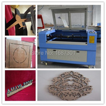 2016 New product LT-1390 1300x900mm wood/glass/paper 3d laser crystal engraving machine