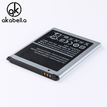 Battery For Samsung Galaxy S3 Mini i8190 ACE 2 i8160 Replacement Phone Batterie Trend Plus GT S7562 S7562I S7560 S7568 I699 I739