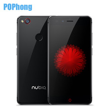"Stock NEWEST ZTE Nubia Z11 Mini Fingerprint Octa Core 16.0MP 5.0"" Mobile Phone Android 5.1 Snapdragon 617 3GB 64GB NeoVision 5.8"