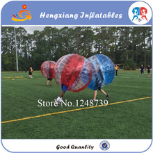 Very Good Feedback Bubble Soccer For Grass Playing Games Products, Inflatable Bumper Ball For Sale, Knock Ball For Adults 1.5m