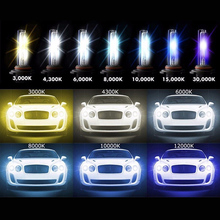 Buy NEW Car HID Xenon Bulb Headlight Lamp Replacement Car-Styling Auto Motorcycle Light Source 3000K 4300K 5000K 6000K 8000K 10000K for $20.01 in AliExpress store