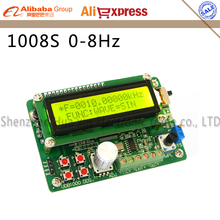 UDB1008S series DDS Signal source module Signal generator 5MHz Frequency sweep and Communication function 60MHZ frequency meter