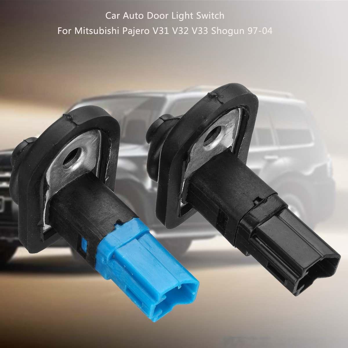 2x Genuine OEM MB861149 for Mitsubishi Montero SHOGUN Door Jamb Light Switch