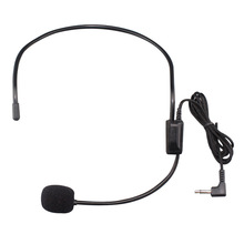 3.5MM MIC Mini Portable Microphone Cord Line Lavalier Microphone For Micor High Quality Wholesale Free Shipping