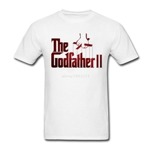 New Hip Hop Vito Corleone The Godfather T-shirts Cosplay Cotton XXXL Short Sleeve Custom American Movie Shirts For Boys