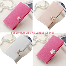 Buy Lenovo Vibe K5 Case Cover Super Thin Fashion Leather Flip Cover Phone Case Lenovo Vibe K5 Lenovo K5 Plus (5.0 inch) for $3.25 in AliExpress store