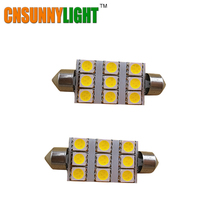 CNSUNNYLIGHT Car Led Interior Dome Reading Light Replace for Automotive Read Lighting Better than Tungsten Bulbs(China)