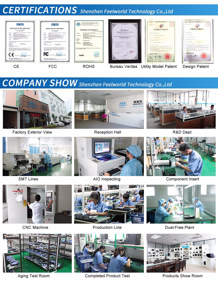 FEELWORLD Company Factory Overview