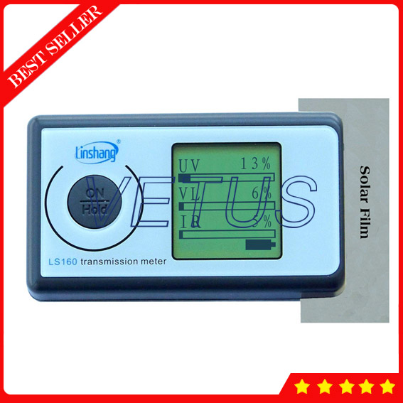 LS160 Automatic transmission test equipment  with Solar Spectrum Transmission Meter<br><br>Aliexpress